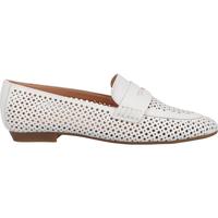 Schuhe Damen Slipper Scapa Slipper Weiß