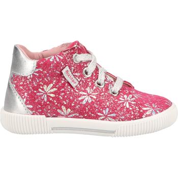 Schuhe Mädchen Babyschuhe Richter Halbschuhe Pink