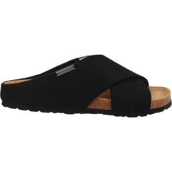 Schuhe Damen Sandalen / Sandaletten Shepherd Hausschuhe Schwarz