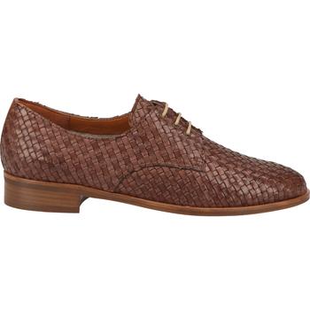 Schuhe Damen Derby-Schuhe Everybody Halbschuhe Braun