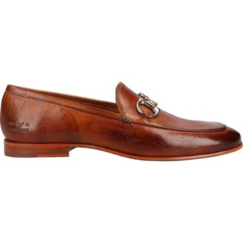 Schuhe Herren Slipper Melvin & Hamilton Slipper Braun