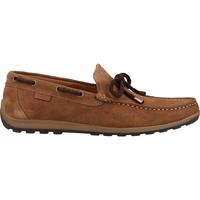 Schuhe Herren Slipper Sansibar Slipper Beige