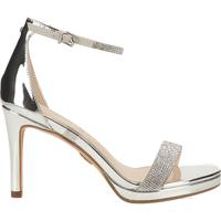 Schuhe Damen Sandalen / Sandaletten Buffalo Sandalen Silber