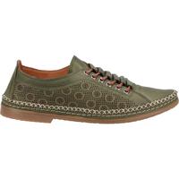 Schuhe Damen Derby-Schuhe Cosmos Comfort Halbschuhe Grün