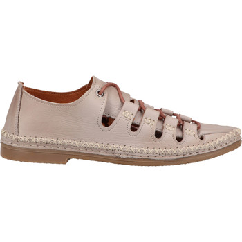Schuhe Damen Derby-Schuhe Cosmos Comfort Halbschuhe Beige