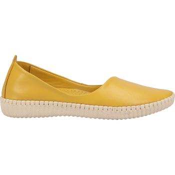 Schuhe Damen Slipper Cosmos Comfort Slipper Gelb