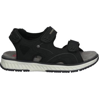 Schuhe Herren Sportliche Sandalen Relife Sandalen Schwarz