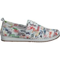 Schuhe Damen Derby-Schuhe Cosmos Comfort Halbschuhe Weiß