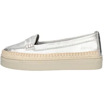 Schuhe Damen Slipper The Flexx DS21D102911 Silber