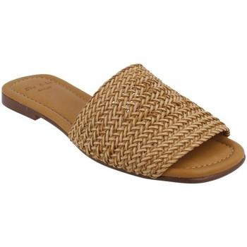 Schuhe Damen Pantoffel She - He  Beige
