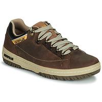 Schuhe Herren Sneaker Low Caterpillar APA Braun