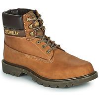 Schuhe Herren Boots Caterpillar COLORADO 2.0 Braun