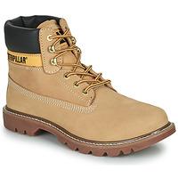 Schuhe Herren Boots Caterpillar COLORADO 2.0 Beige