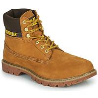 Schuhe Herren Boots Caterpillar E COLORADO Braun