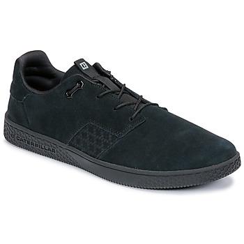 Schuhe Herren Sneaker Low Caterpillar PAUSE Schwarz