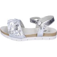 Schuhe Mädchen Sandalen / Sandaletten Joli BH24 Silber