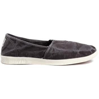 Schuhe Damen Derby-Schuhe & Richelieu Natural World 615-E OLD BONSAI Schwarz