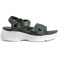 Schuhe Damen Sandalen / Sandaletten Ecoalf SOFIA Grün