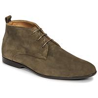 Schuhe Herren Boots Carlington EONARD Kaki
