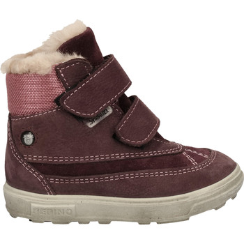 Schuhe Jungen Boots Pepino Stiefel Pflaume