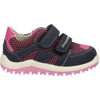 Schuhe Jungen Sneaker Low Pepino Sneaker Blau/Pink