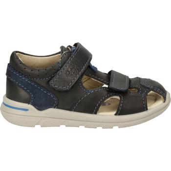 Schuhe Jungen Babyschuhe Pepino Halbschuhe Dunkelblau
