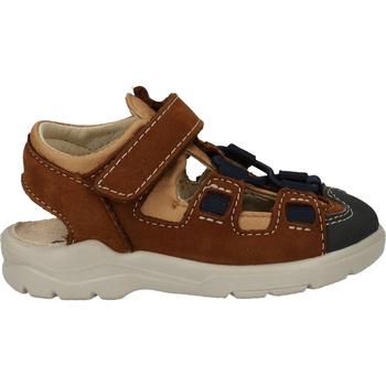 Schuhe Jungen Sportliche Sandalen Pepino Sandalen Braun/Grau