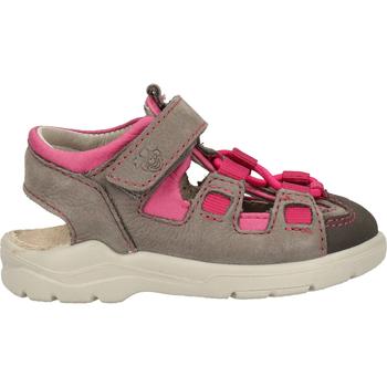 Schuhe Jungen Sportliche Sandalen Pepino Sandalen Grau/Pink