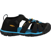 Schuhe Jungen Sportliche Sandalen Keen Sandalen Schwarz/Gelb