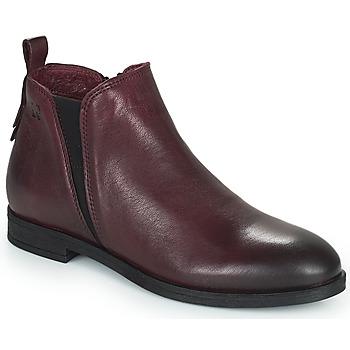 Schuhe Damen Boots Dream in Green LIMIDISE Bordeaux