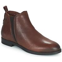 Schuhe Damen Boots Dream in Green LIMIDISE Braun