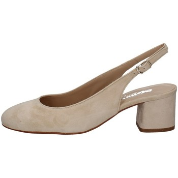 Schuhe Damen Pumps Melluso D150 ECRU