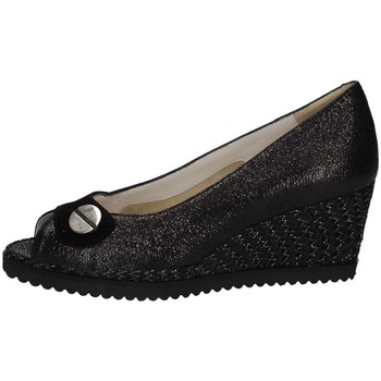 Schuhe Damen Sandalen / Sandaletten Melluso HO4085 SCHWARZ