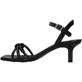 Schuhe Damen Sandalen / Sandaletten Janet&Janet 01152 SCHWARZ