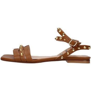 Schuhe Damen Sandalen / Sandaletten Janet&Janet 01100 LEDER