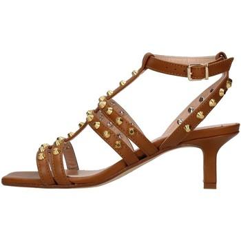 Schuhe Damen Sandalen / Sandaletten Janet&Janet 01150 LEDER