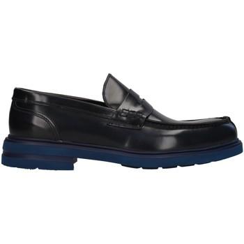 Schuhe Herren Slipper Antony Sander 100 BLAU