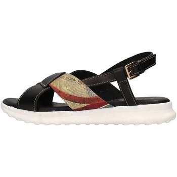 Schuhe Damen Sandalen / Sandaletten Gattinoni PEGVZ6177WH WEISS