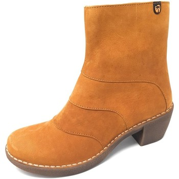 Schuhe Damen Low Boots Diverse Stiefeletten 7502 jockey albero 7502 jockey albero braun