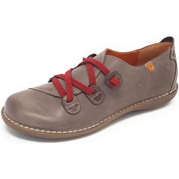 Schuhe Damen Derby-Schuhe & Richelieu Diverse Schnuerschuhe Coki TDM montana 5818 TDM montana braun