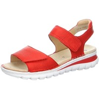 Schuhe Damen Sandalen / Sandaletten Ara Sandaletten 12-47209-83 rot