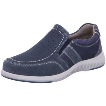 Schuhe Herren Slipper Ara Slipper 11-15402-22 blau