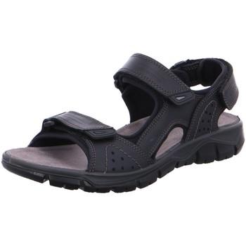 Schuhe Herren Sportliche Sandalen Ara Offene Sandalette 11-38026-01 schwarz