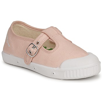 Schuhe Kinder Sneaker Low Springcourt MS1 CLASSIC K1 Rose
