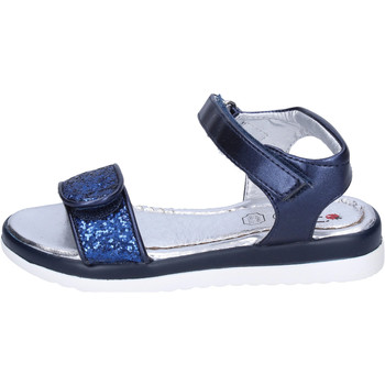Schuhe Mädchen Sandalen / Sandaletten Joli BH25 Blau