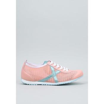 Schuhe Damen Sneaker Low Munich  Rose