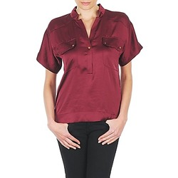 Kleidung Damen Tops / Blusen Lola COLOMBE ESTATE Bordeaux