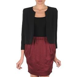 Kleidung Damen Jacken / Blazers Lola VICTORIA DOPPIO Schwarz