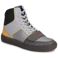 Schuhe Herren Sneaker High Creative Recreation CESARIO X Grau