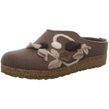 Schuhe Damen Hausschuhe Haflinger 731078 0 280 grau